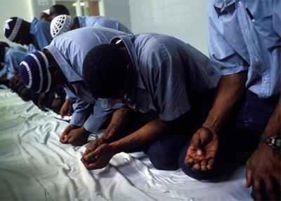 Islam prison conversions