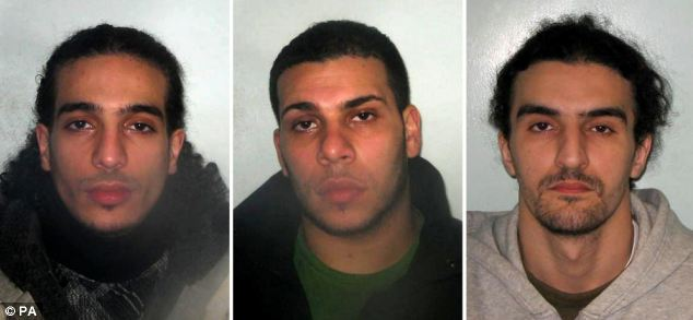 UK:  Five of Abu Hamza's children convicted of offences ranging from bomb making to attacking police