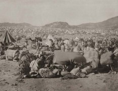 snouck12_Hajji_camp_at_mt_Arafat