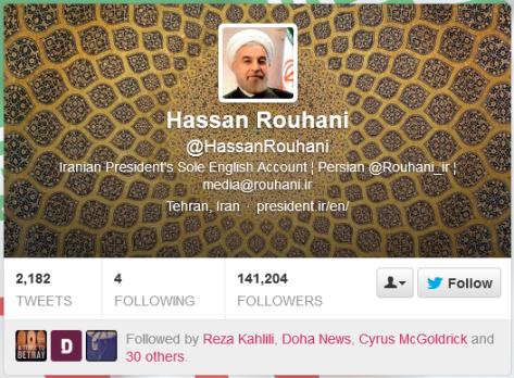Hassan Rouhani (HassanRouhani) on Twitter 2013-11-26 20-16-56